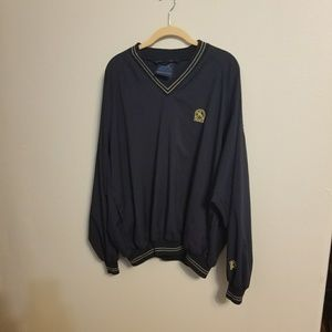 Sunderland pullover golf jacket Sz XL (H0265)
